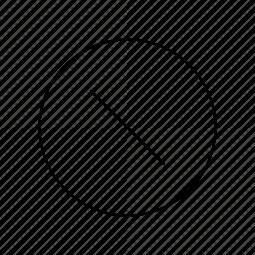 cancel, clear, delete, erase, remove icon