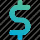 currency, dollar, money
