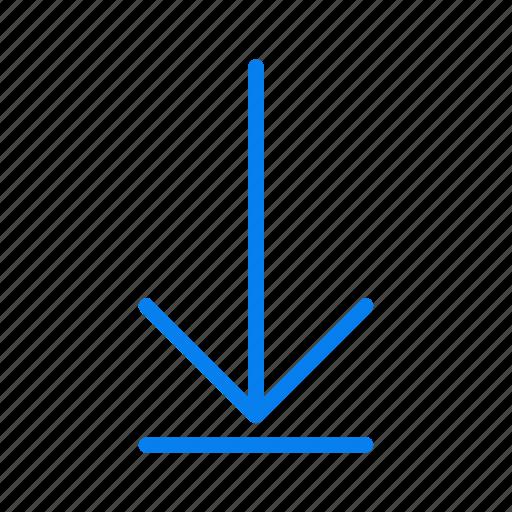 data, download, storage icon