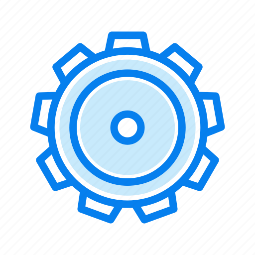 configuration, gear, options, preferences, settings icon