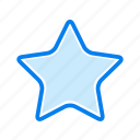 award, rating, star icon