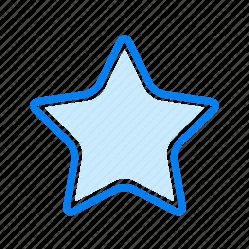 award, rating, star icon