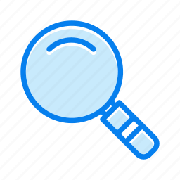 magnify, search, seo, zoom icon