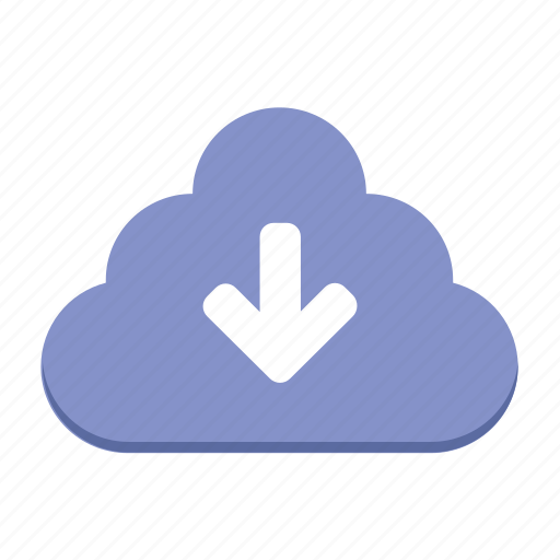 cloud, download, interface, ui, user interface, ux icon