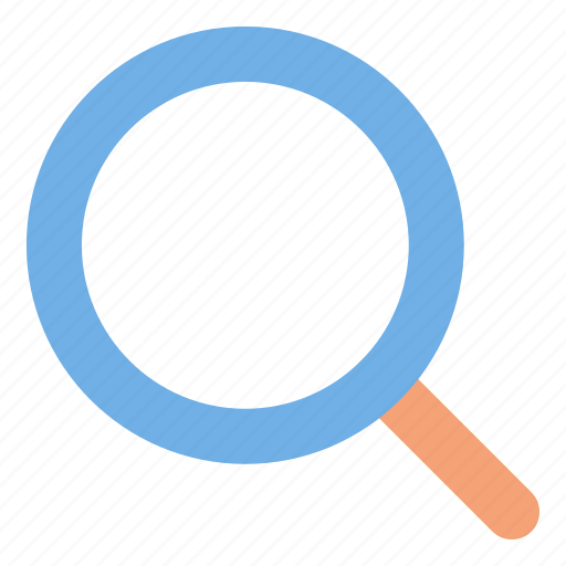 Search, magnifier, find, user interface icon - Download on Iconfinder
