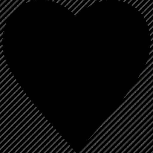 heart, heart shape, love icon