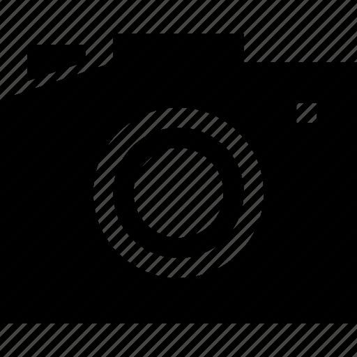 camera, digital, dslr, mirrorless, slr icon