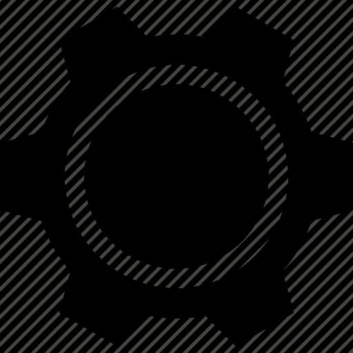 cog, gear, setting, wheel icon