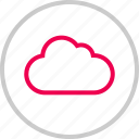 cloud, menu, safe, save, weather icon