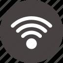 communication, internet, network, wifi icon icon