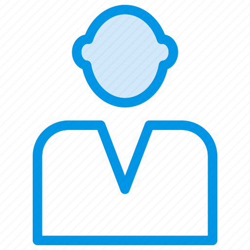 account, client, employee, user icon