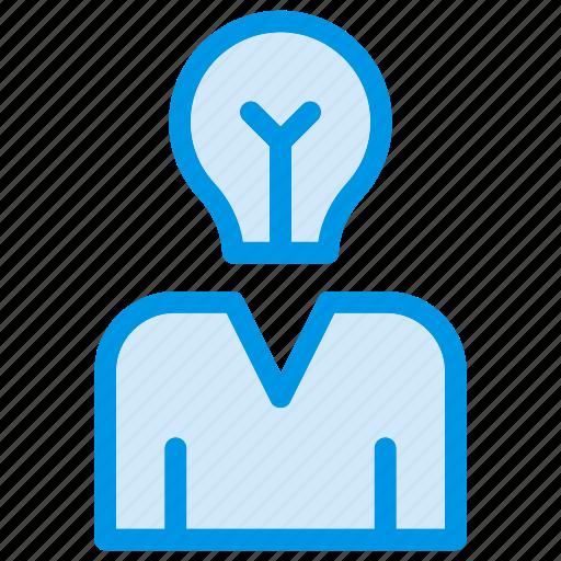 applicant, creativity, employee, user icon