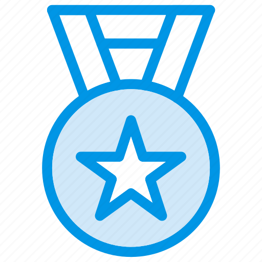 achievement, award, medal, prize icon