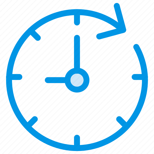 clock, refresh, reload, time icon