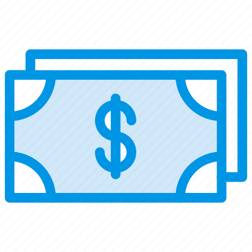 cash, dollar, earning, money icon