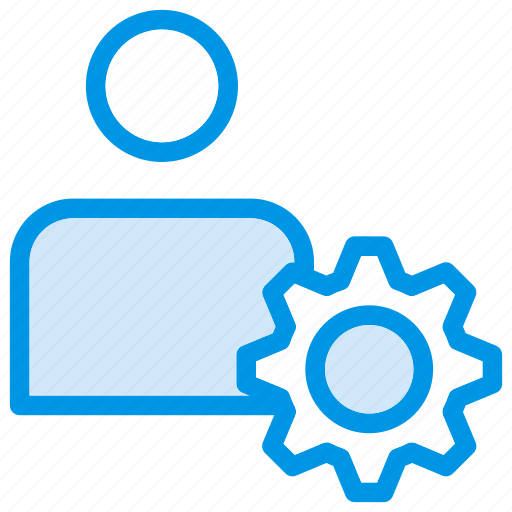 config, employee, gear, setting icon