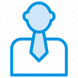 avatar, client, employee, user icon