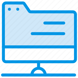 archive, document, folder, share icon