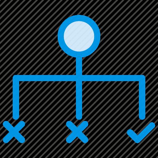 communication, connect, distributiobn, network icon