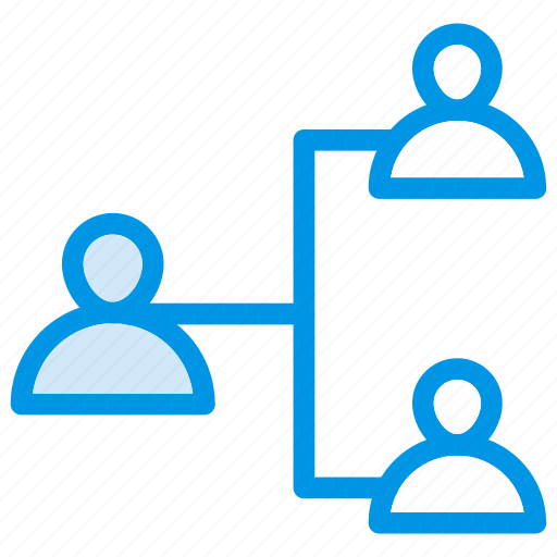 group, network, organization, team icon