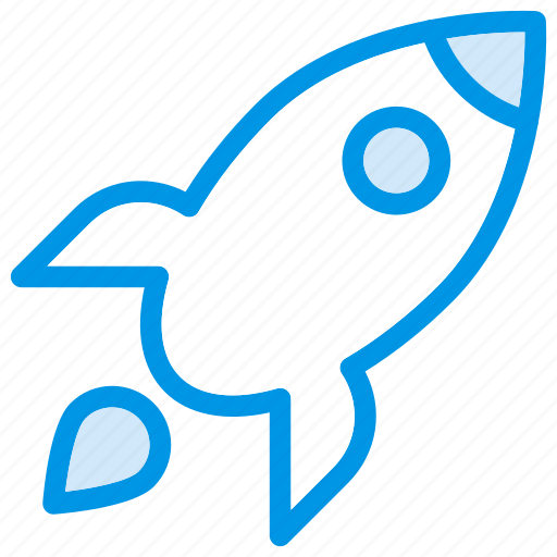 boost, launcher, rocket, startup icon