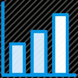 chart, diagram, graph, statistic icon
