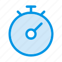 clock, deadline, stopwatch, time icon