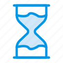 deadline, hourglass, stopwatch, timer icon