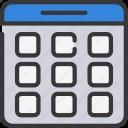 calendar, date, interface, ui, user icon
