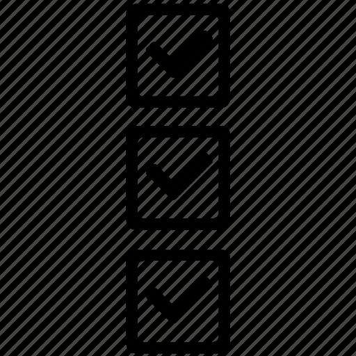 accept, check, form, ok icon