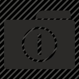 folder, info, interface icon
