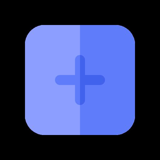 add, app, interface, more, plus, user, web icon