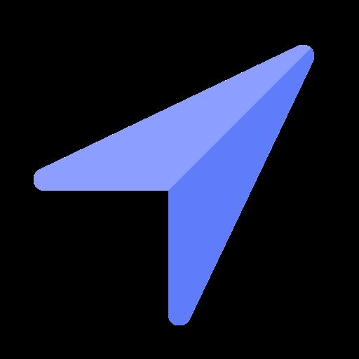 App, arrow, interface, internet, media icon - Free download