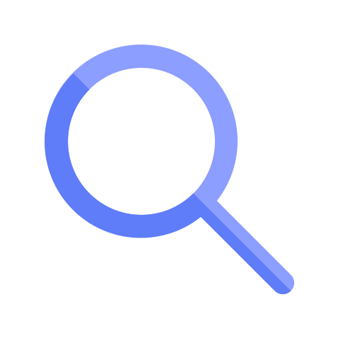 app, interface, internet, search, user, web, zoom icon