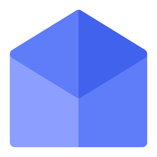 app, email, envelope, interface, open, user, web icon