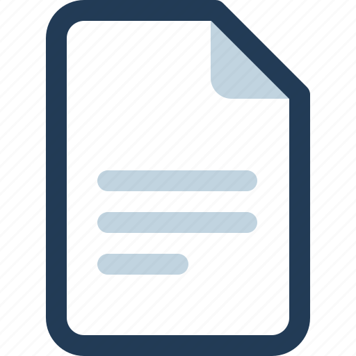 blank, document, file, new, paper, sheet icon