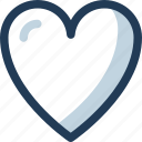 favorite, heart, like, love, valentine, vote icon