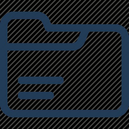 directory, documents, folder icon