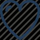 favorite, heart, like, love, valentine, vote icon