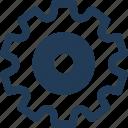 cog gear, gear, installation, settings, setup icon