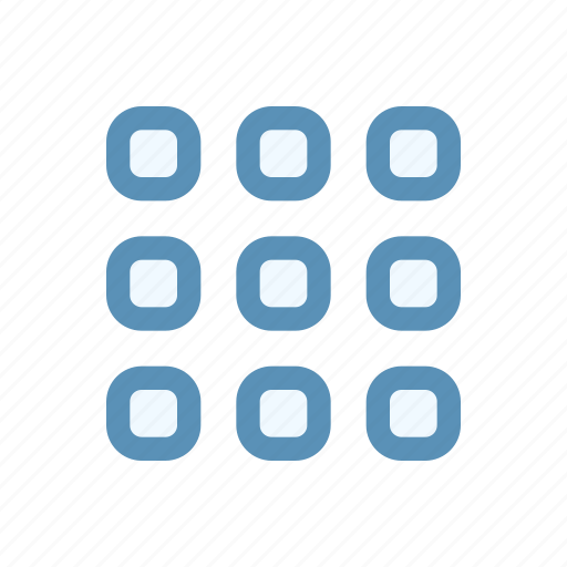 apps, interface, menu, navigation, user icon