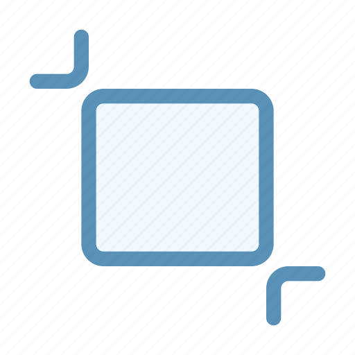 exit, full, interface, navigation, resize, screen, user icon