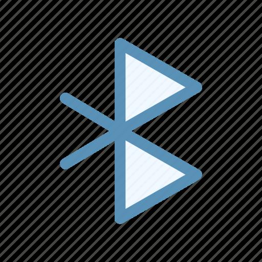 bluetooth, interface, notification, user icon
