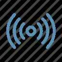 interface, notification, signal, status, user icon