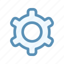 interface, setting, system, user icon