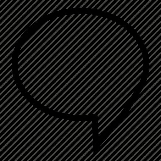 dialogue, forum, message, messenger, sms, speech bubbles icon