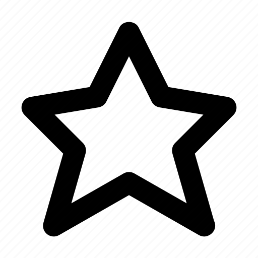 Star, favorite, bookmark, rating icon - Download on Iconfinder