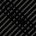 attache, chain, hyperlink, joint, link, open, website icon