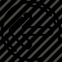 arrow, direction, left, previous