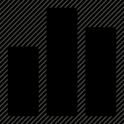 analysis, analytics, chart, graph, report, statistics icon